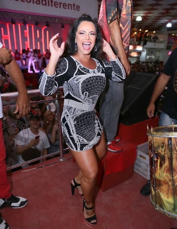 Viviane Araujo ( Fotos Anderson Borde / AgNews ) (Foto: Anderson Borde / AgNews)