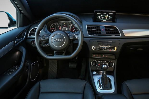 Audi Q3 Black Edition (Foto: Divulgação)