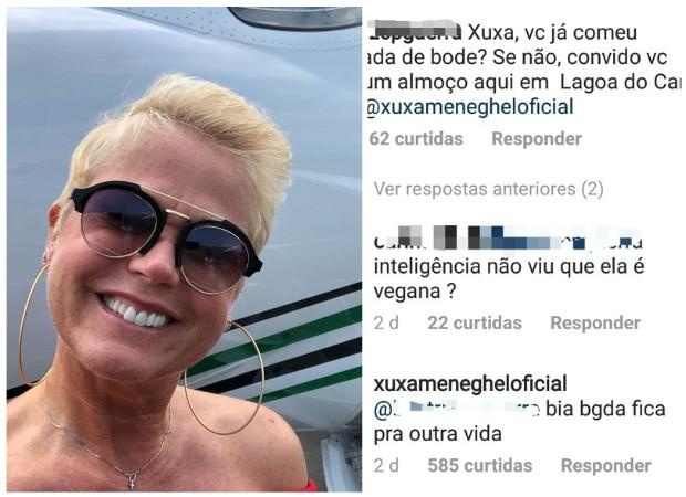 Xuxa (Foto: Instagram/Reprodução)