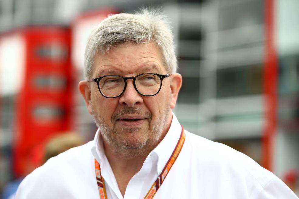 Ross Brawn avalia teto necessário para manter a competitividade na F1 — Foto: Getty Images