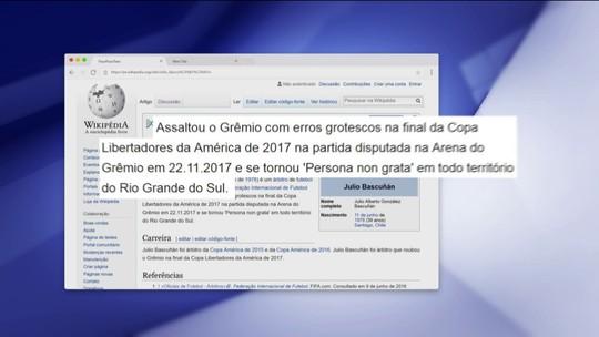 Bronca de Grêmio com arbitragem inspira brincadeiras na internet