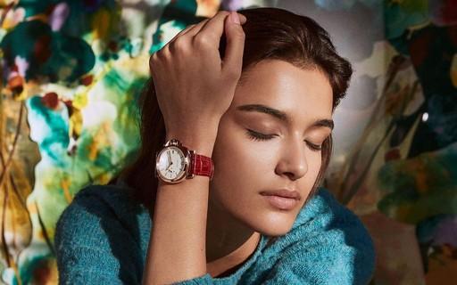 Panerai para mulheres: a marca de relógios tradicionalmente masculina lança modelo feminino, além de peça com 98,6% de material reciclado