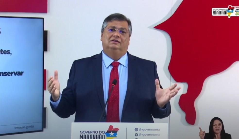 Maranhão ingressa com nova ação no STF sobre vacina Sputnik V — Foto: Reprodução
