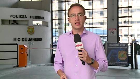 Polícia Federal cumpre madandos de prisão e de busca e apreensão no RJ