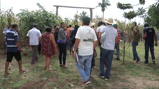 Produtores rurais participam de Dia de Campo no Maranhão