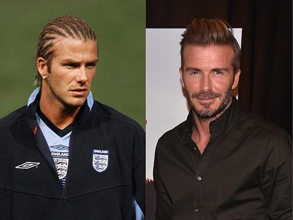 David Beckham  (Foto: Reprodução / Getty Images)