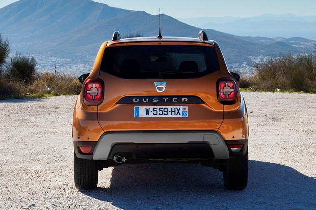 2017 -  New Dacia DUSTER tests drive in Greece (Foto: Divulgação)