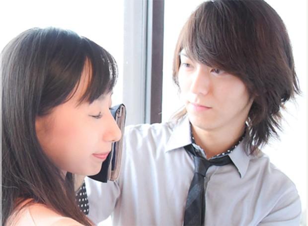 Serviço da Ikemeso Danshi ajuda mulheres a extravasar seus sentimenos (Foto: Divulgação)