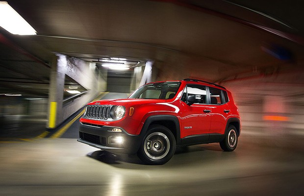 Jeep renegade todos os pre os vers es e custos auto for Interno jeep renegade
