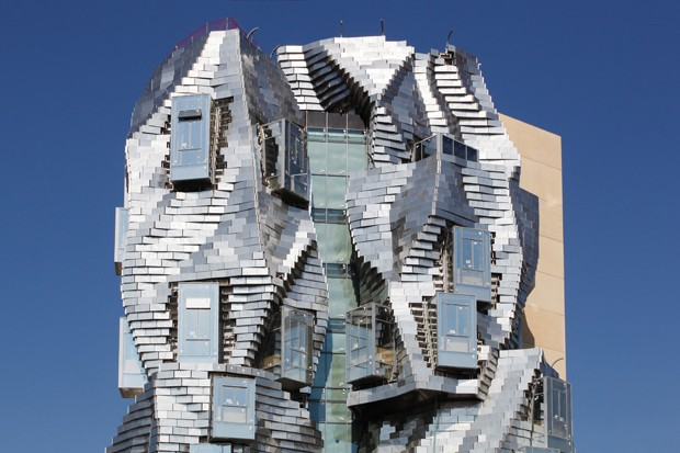 Arles, France- July 4, 2018: Foundation and luma tower from Franck Gehry in Arles, France (Foto: Getty Images)