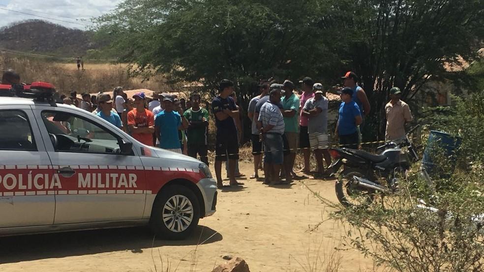 Vereador Adelmo Teobaldo (PRP), de Camalaú, PB, foi morto a tiros quando voltava para casa. (Foto: Anne Sales/Arquivo pessoal)