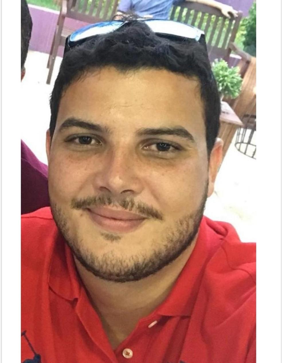 Rafael Seabra era médico e trabalhava no Hospital Geral de Alto Alegre do Maranhão — Foto: Divulgação/Arquivo Pessoal