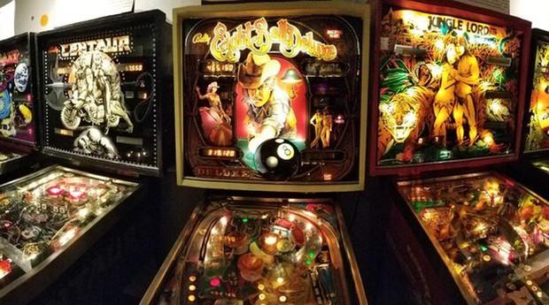 Fliperama, Pacific Pinball Museum (Foto: Reprodução/ Yelp)