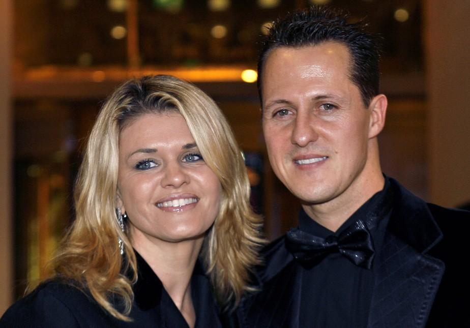 Esposa de Schumacher diz que família