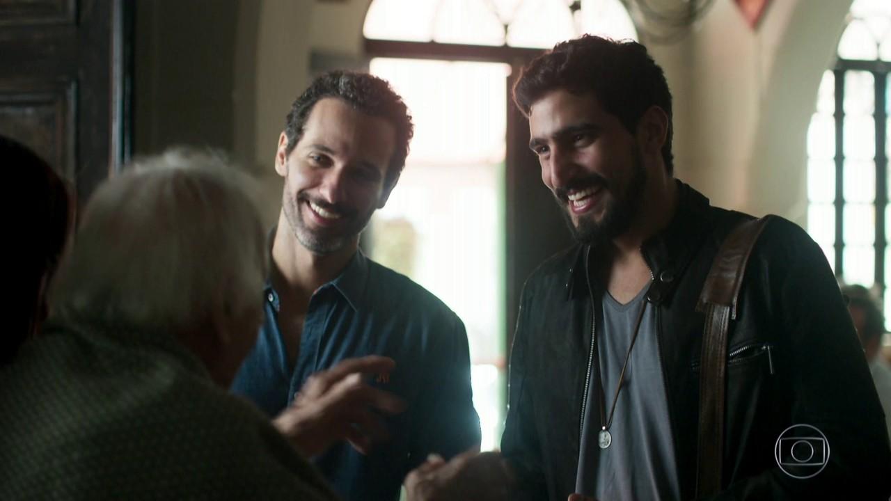 'Órfãos da Terra' ganha o prêmio Emmy Internacional de melhor novela