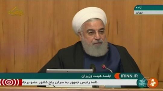 Irã se pronuncia sobre a tensão com os Estados Unidos