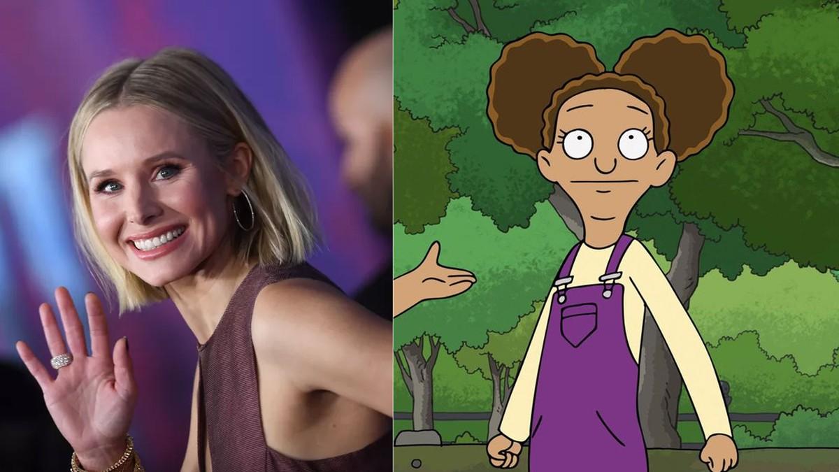 Kristen Bell e Jenny Slate param de dublar personagens birraciais ...