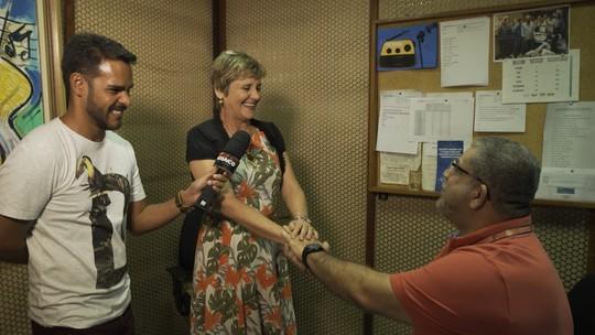 Conheça os bastidores da rádio Globo FM, que celebra 30 anos