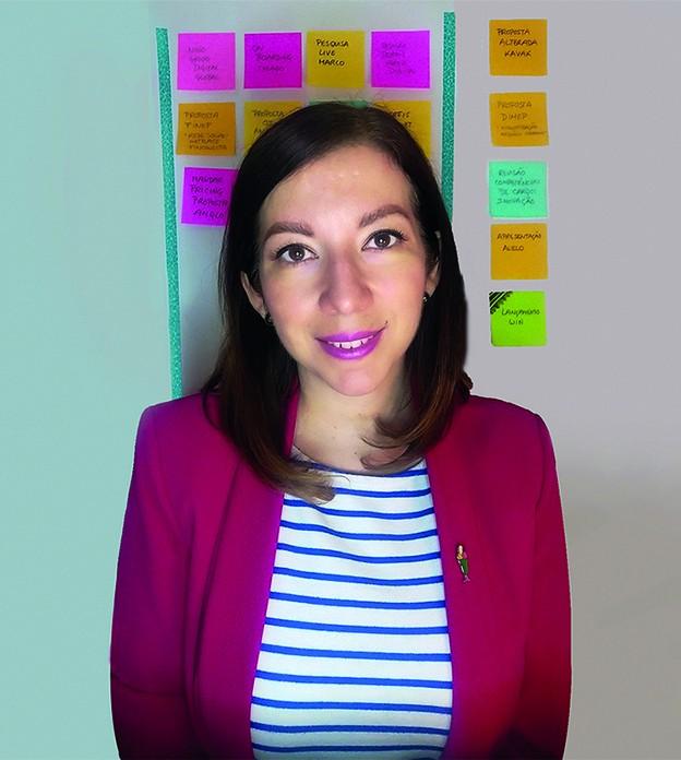"""""""A inovação começa com a definição de um propósito"""", diz diretora de inovação da Stefanini"""