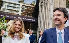 Supermodelo Natalia Vodianova se casa com herdeiro da LVMH, Antoine Arnault
