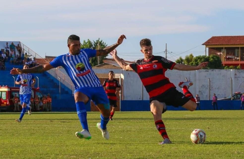 Campinense vem de derrota para o Atlético de Cajazeiras no Campeonato Paraibano — Foto: Kyioshi Abreu / Atlético-PB