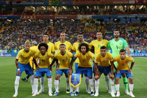 Seleção brasileira de futebol  (Foto: Getty Images)
