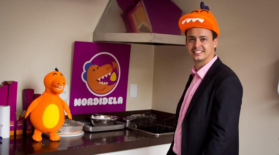 Bruno Zanetti, da Mordidela: estresse o fez largar emprego e abrir o próprio negócio (Foto: Divulgação)