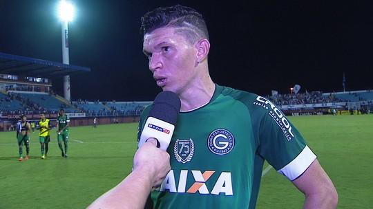 Junior Viçosa considera empate com o Avaí um bom resultado