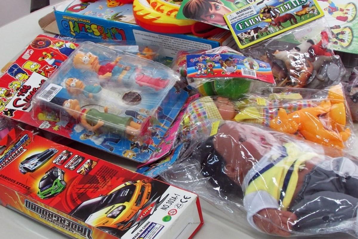 Campanha arrecada brinquedos para presentear crianças carentes no Natal em Boa Vista