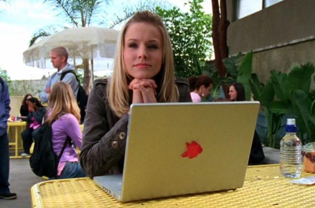 Kristen Bell em 'Veronica Mars' (Foto: Reprodução)