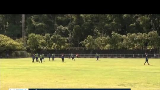 Ipatinga empata em jogo-treino contra seleção sub-20 local