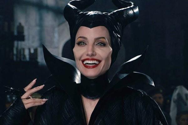 Angelina Jolie em Malévola (Foto: Divulgação)
