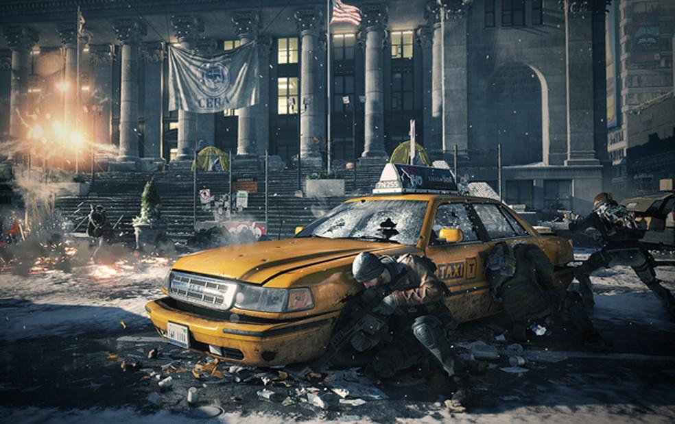 Em 39;The Division 39, um vírus mortal se espalha por Nova York matando milhares de pessoas e deixando a cidade em estado de caos