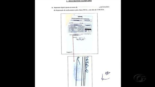 Documentos comprovam fraude que desviava dinheiro através de falsos diagnósticos de glaucoma, diz PF