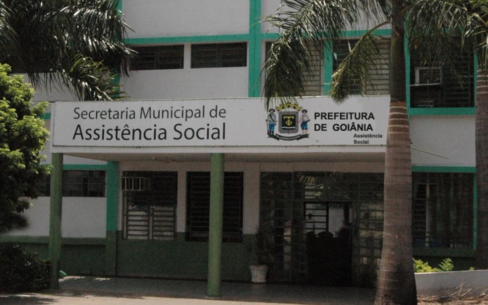 Secretaria Municipal de Assistência Social em Goiânia está com processo seletivo (Foto: Prefeitura de Goiânia/Divulgação)