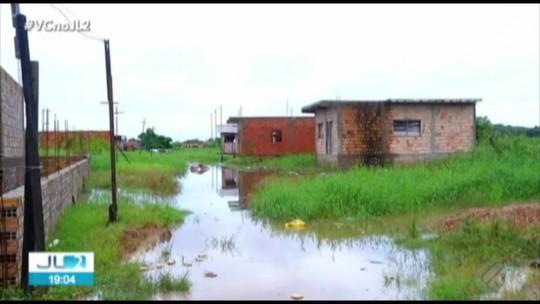 Chuvas e aumento do nível de rios deixam moradores do sudeste do PA em estado de alerta