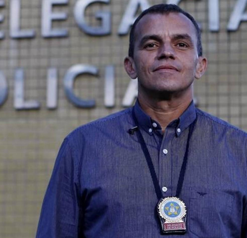 Secretário de Polícia Civil, Marcus Vinícius Braga — Foto: Divulgação