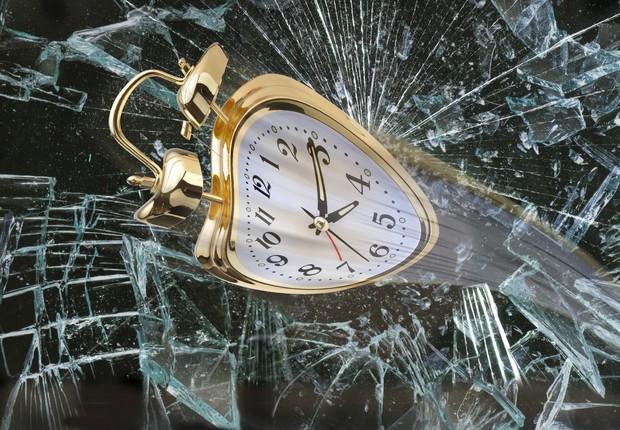 Relógio viagem no tempo (Foto: Thinkstock)