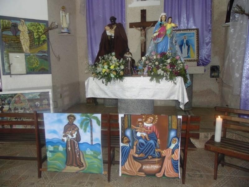 Festa do Rosário na Irmandade do Interlagos e Dona Quita começa nesta sexta-feira em Divinópolis