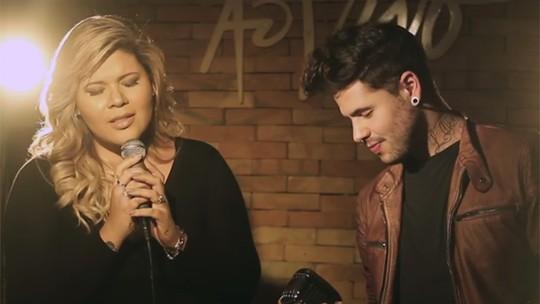 Kall Medrado e Leandro Buenno lançam clipe de 'Só Eu Sei'