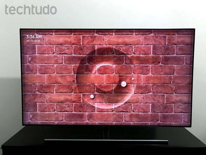 Samsung QLED Q7FN (Foto: Yuri Hildebrand/TechTudo)
