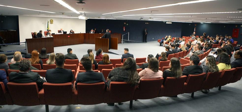 Primeira Turma do STF recebeu denúncia contra o deputado Ricardo Motta (PSB) — Foto: Nelson Jr./SCO/STF
