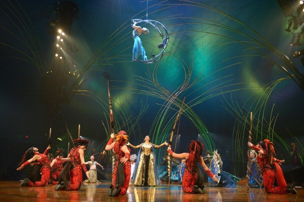 Cirque Du Soleil  (Foto: Getty Images)
