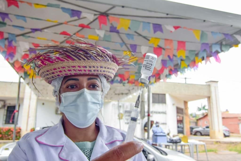 Caxias e Barreirinhas terão 'Arraial da Vacinação' contra a Covid nesta segunda-feira (21)