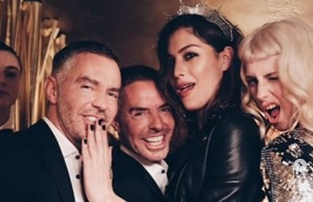 """Ela também participou do clipe """"Like It Ain't Nuttin"""", da cantora americana Fergie Reprodução Instagram"""