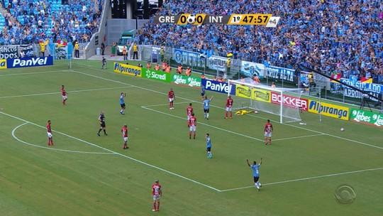 Após 3 a 0, Inter esquece vaga e foca em vitória para findar jejum em Gre-Nais