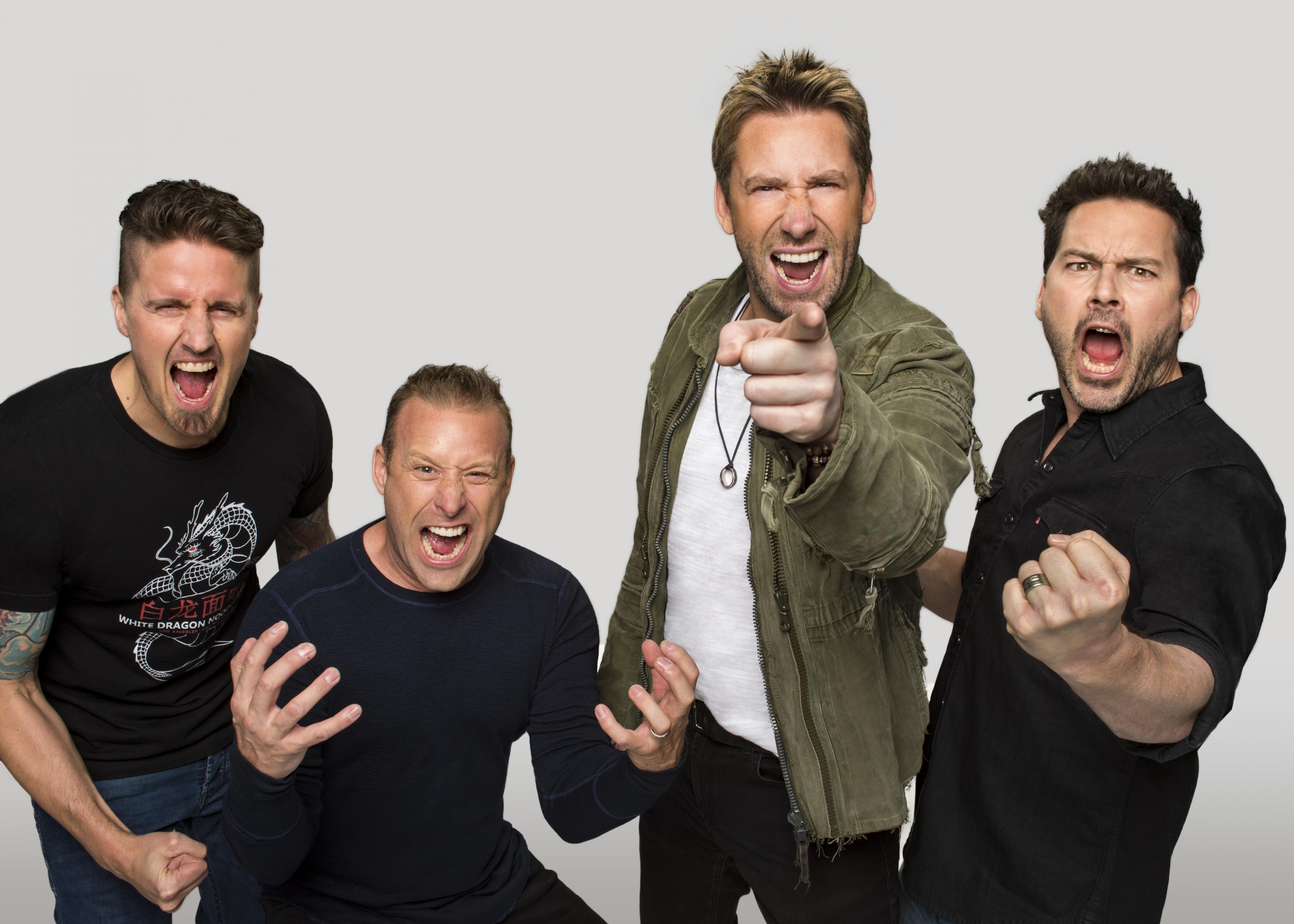 Nickelback, a banda de rock mais amada e mais odiada do mundo, diz ter 'cada vez menos haters' - Notícias - Plantão Diário