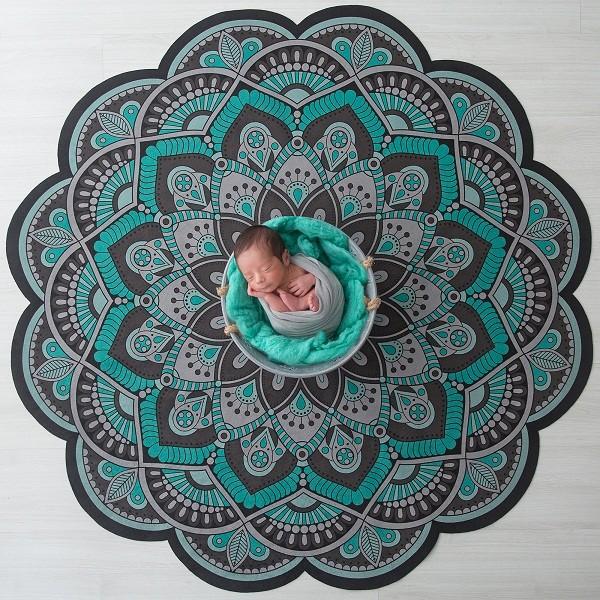 Mandala babies, newborn (Foto: Simone Silvério)