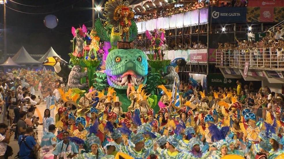 Carnaval de Vitória: G1 transmite desfiles das escolas de samba ...