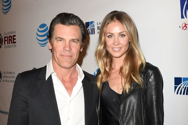 Josh Brolin e Kathryn Boyd (Foto: Getty Images)
